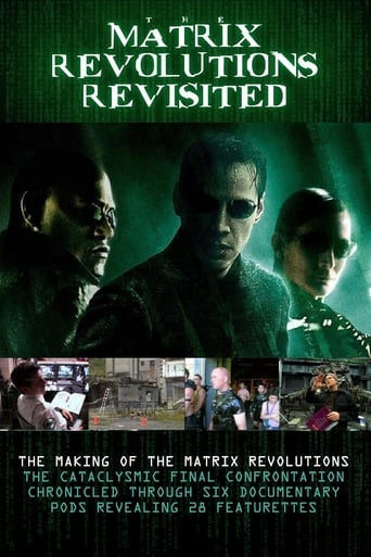 Poster of The Matrix Revolutions Revisited