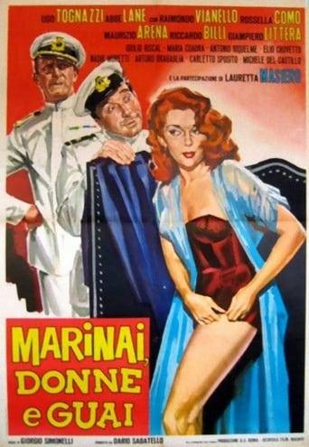 Poster of Marinai, donne e guai