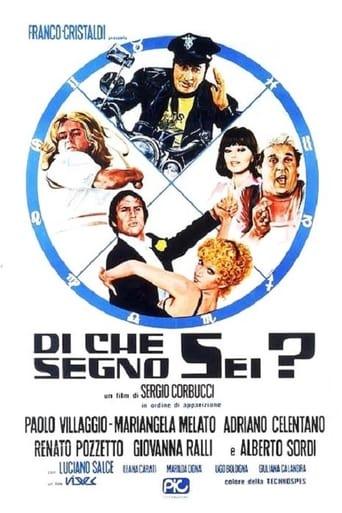 Poster of Di che segno sei?