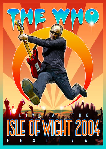 Poster of The Who: Live at the Isle of Wight 2004 Festival