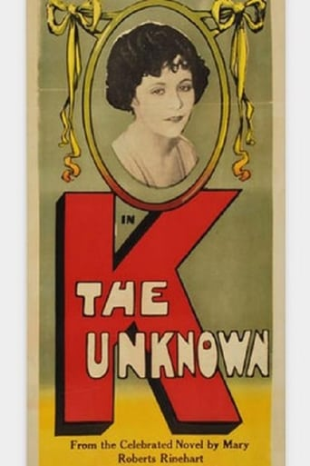 Poster of K - The Unknown