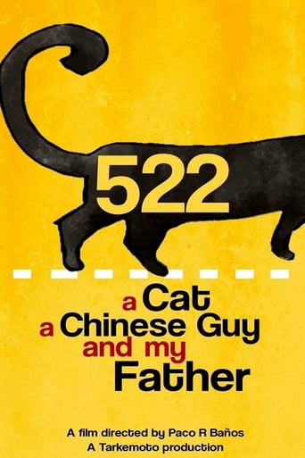 Poster of 522. A Cat, a Chinese Guy and My Father