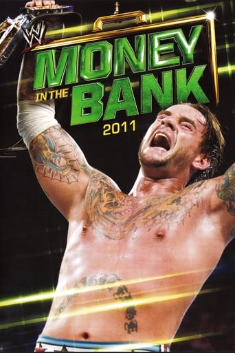Poster of WWE Money In The Bank 2011