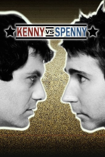Poster of Kenny vs. Spenny