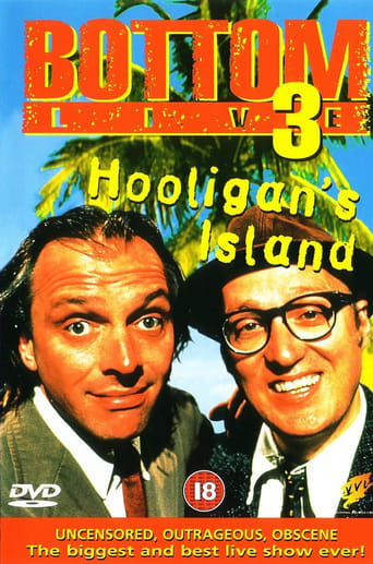 Poster of Bottom Live 3: Hooligan's Island