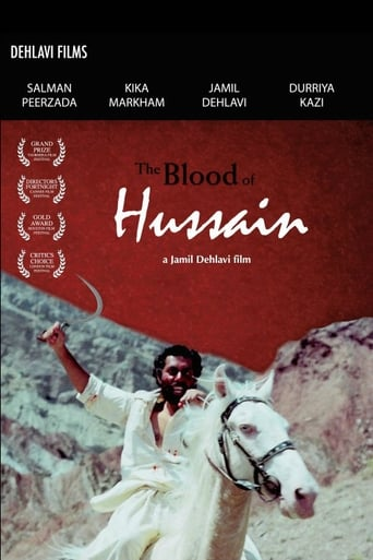 The Blood of Hussain poster