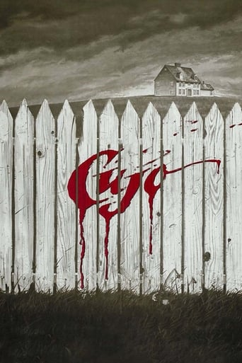Poster of Cujo