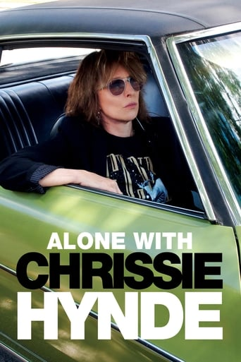 Poster of Alone With Chrissie Hynde