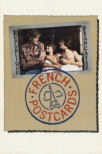 Poster of French Postcards