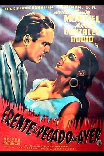 Poster of Frente al Pecado de Ayer