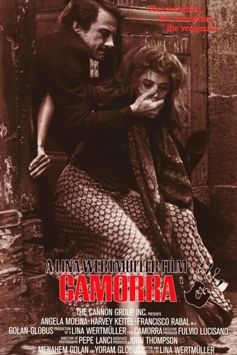 Poster of Camorra (A Story of Streets, Women and Crime)