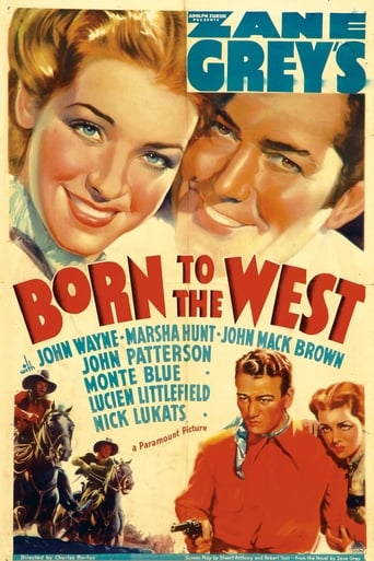 Poster of Born to the West
