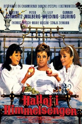Poster of Halløj i himmelsengen