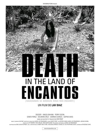 Poster of Death in the Land of Encantos
