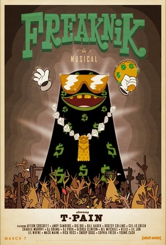 Poster of Freaknik: The Musical