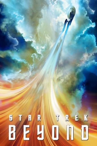 Poster of Star Trek Beyond