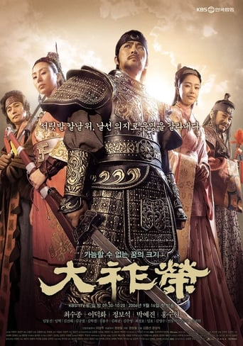Poster of The King Dae Joyoung