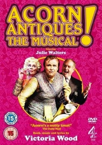 Filmposter von Acorn Antiques: The Musical