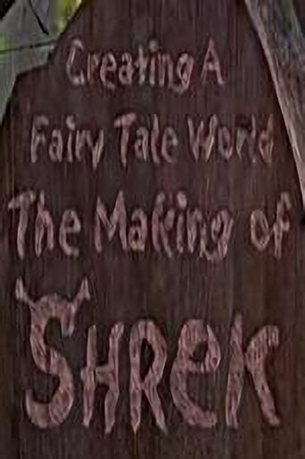 Poster of Creating a Fairy Tale World: The Making of Shrek
