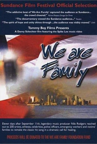 Poster of The Making and Meaning of 'We Are Family'