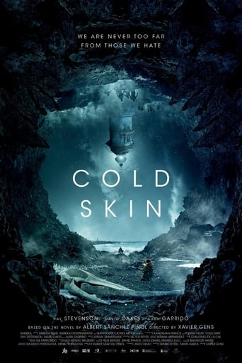 Poster of Cold Skin