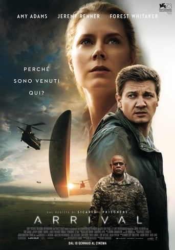 Arrival Synopsis