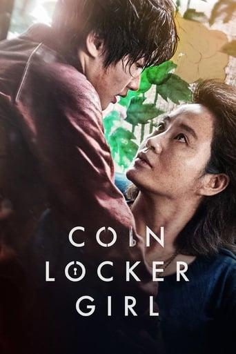 Poster of Coin Locker Girl