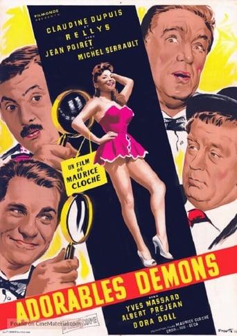 Poster of Adorables Démons