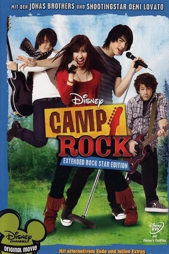 Filmposter von Camp Rock