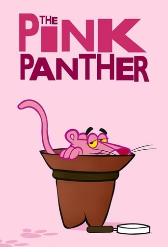 Poster of The Pink Panther Show