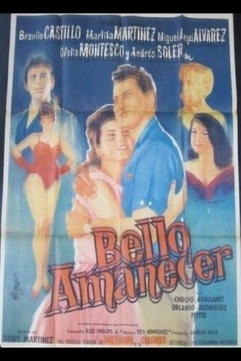 Poster of Bello amanecer