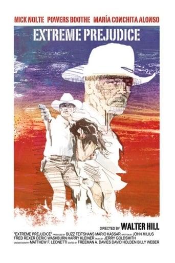 Poster of Extreme Prejudice