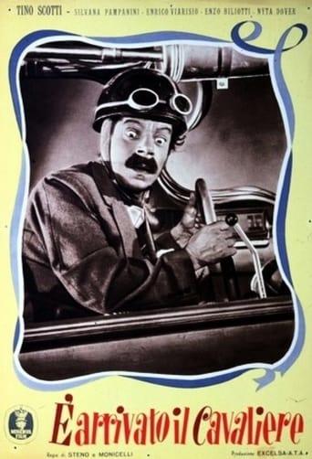 Poster of È arrivato il Cavaliere
