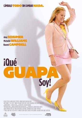 Poster of ¡Qué guapa soy!