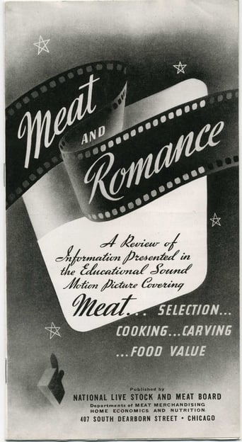 Poster of Meat and Romance