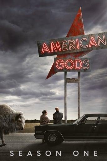 Amerikos dievai / American Gods (2017) 1 Sezonas