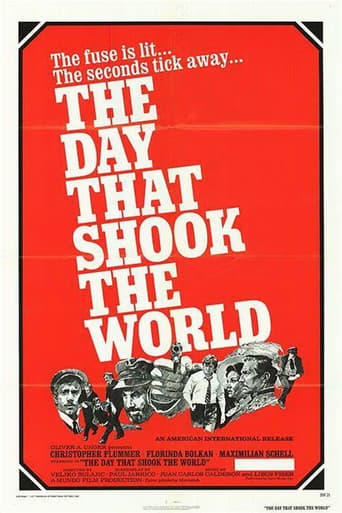Poster of The Day That Shook the World