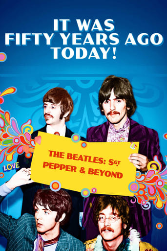 Poster of It Was Fifty Years Ago Today! The Beatles: Sgt. Pepper & Beyond