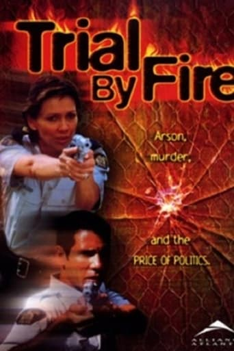 Poster of Trial By Fire: A North of 60 Mystery