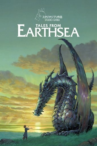 Poster of Tales from Earthsea