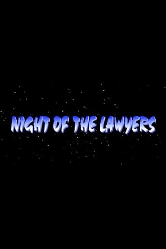 Poster of Night of the Lawyers