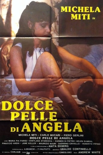 Poster of The Seduction of Angela