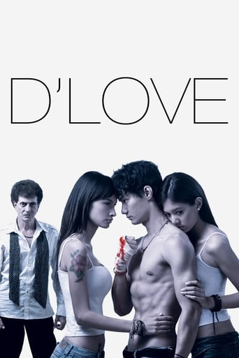 Poster of D'Love