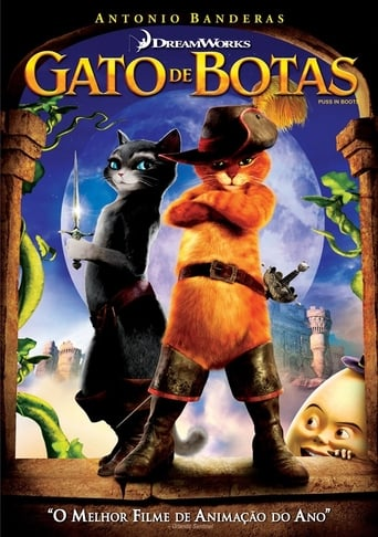 O Gato de Botas (2011) Br-Rip 720p Download Torrent Dublado