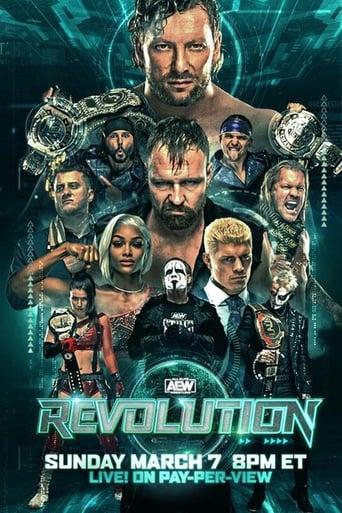 Poster of AEW Revolution 2021