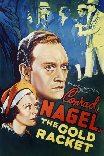 Poster of The Gold Racket