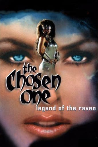 Poster of The Chosen One: Legend of the Raven