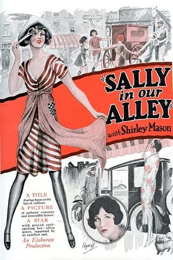 Poster of Sally in Our Alley
