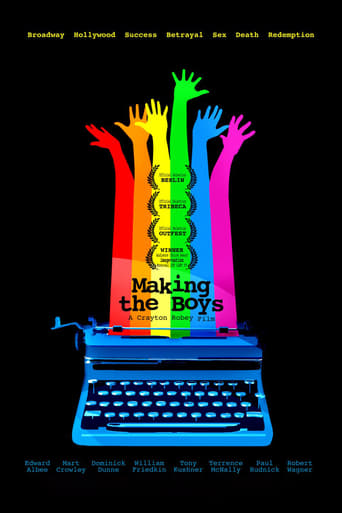 Poster of Making the Boys
