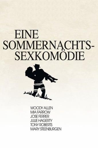 Poster of Eine Sommernachts-Sexkomödie